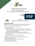 3.1. Strategii, Tactici, Negociere