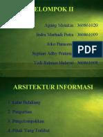 Pengenalan Sistem Informasi