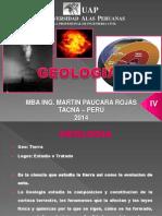 Semana 1 Geologia