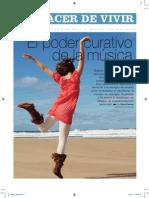 El Poder Curativo de La Música. Psicología Práctica