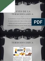 Leyes de La Termodinamica