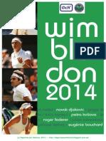 Tenis / Wimbledon 2014