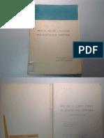 Quaderni Del CSES, 1- Principi, Metodi e Tecniche Dell'Educazione Sanitaria, 1959