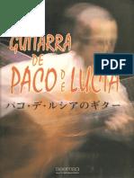 !La Guitarra de Paco de Lucia
