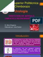 Diseccion de Nódulo Retroperitoneal