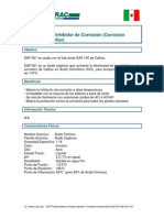 DAP-921 Reforzador Del Inhibidor de Corrosion-Corrosion Inhibitor Intensifier-MEX SP