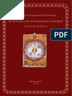 El Misterio de La Santisima Trinidad .