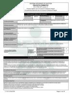 Reporte Proyecto Formativo - 405939 - Obtención de Ácido Acético a p