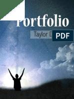 Taylor Despain - Portfolio