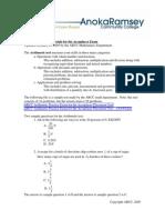 arithmetic_study_materials