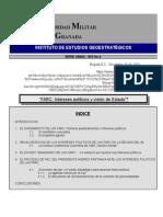Analisis 4. Farc Intereses Politicos