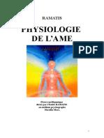 Ramatis F 05 Physiologie de l'Ame 1959 HM