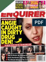 National Enquirer 14 July 2014