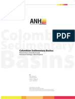 Colombian Sedimentary Basins