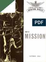Army Aviation Digest - Oct 1964