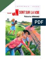 Roberte Armand 11 Les 3N Sont Sur La Voie 1977 08