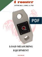 Load Measuring Catalogue