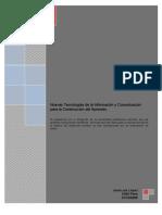 Nuevas Tecnologías de la Información y Comunicación para la Construcción del Aprender.