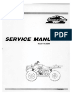 Linhai 260 Workshop Manual
