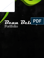 Beau Belnap's Comm 130 Portfolio