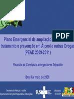 Plano Tratamento Do Dependente Em Álcool
