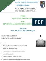 Revisión Análisis de Cimentaciones Superficiales - 1