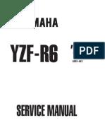 [SCHEMATICS_4LK]  Manual Service R6 2000-1999 | Clutch | Ignition System | 2000 Yamaha R6 Wiring Diagram Schematic |  | Scribd