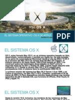 El Sistema Operativo Os x de Apple