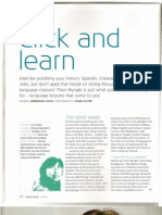 KLM Inflight Magazine