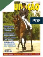 Equitação - Magazine Bimestral de Equitação e Tauromaquia - Ano X Nº 54 Mai Jun 2005