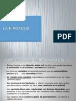 Las Hipotesis 3