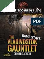 The Vladivostok Gauntlet Game Stats