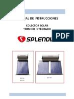 Manual Termo Solar 120-150-300l -2012