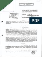 Manual de Procedimiento Para La Calificación Energética de Viviendas