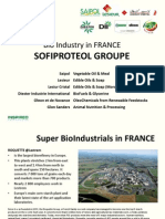 BioIndustry in FRANCE - SofiProteol