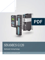 Sinamics g120 Training Booklet En