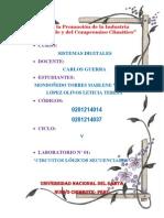 Circuitos Lógicos Secuenciales(Informe)