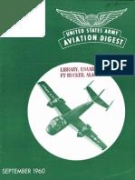 Army Aviation Digest - Sep 1960