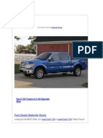f 150 Dealer Belleville Illinois