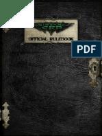 Shadowera Rulebook v1.0