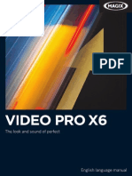 Video Pro x6 Manual En