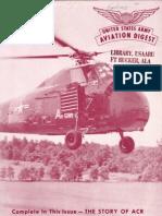 Army Aviation Digest - Aug 1959