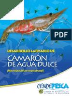 Manual Camaron de Agua Dulce