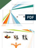 Algoritmos de agrupamiento (Clustering)