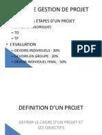Gestion de Projet Kit de Démarrage