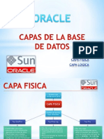 Capas de Base de Datos