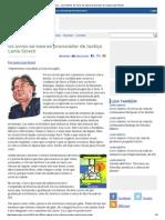 ConJur - Livro Aberto_ Os Livros Da Vida Do Procurador de Justiça Lenio Streck