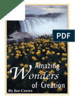 Amazing Wonders of Creation