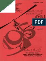 Army Aviation Digest - Jan 1959