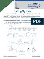 Drafting Symbols